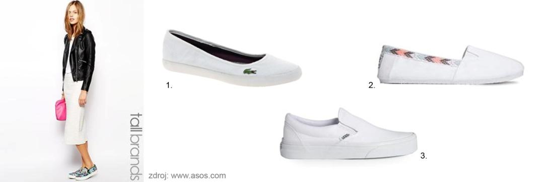 boty ASOS modni trendy boty na leto