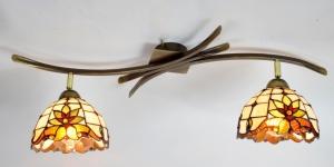 portland plafon kvítek aukro svítící