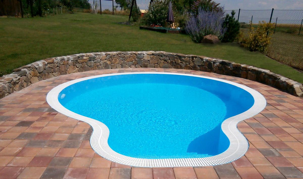 přelivový bazén