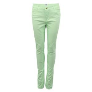zelené kalhoty