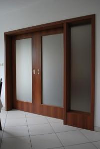 Posuvní dveře Praha