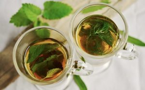 Máta Peprná čaj
