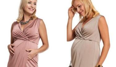 těhotenská moda